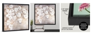 """GreatBigCanvas 16 in. x 16 in. """"Orchid White"""" by  Jodi Maas Canvas Wall Art"""