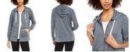 Ideology Women's Zip Hoodie, Created for Macy's