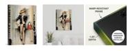 "GreatBigCanvas 'Vogue' Canvas Wall Art, 18"" x 24"""