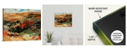 """GreatBigCanvas 20 in. x 16 in. """"Out in Nature"""" by  Jodi Maas Canvas Wall Art"""