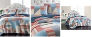 Martha Stewart Collection Americana Patchwork Full/Queen Quilt, Created for Macy's