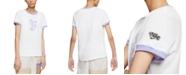 Nike Women's Cotton Just Do It Ringer T-Shirt