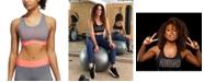 adidas Women's Don't Rest Alphaskin Medium Impact Sports Bra