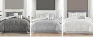 Jessica Sanders Ruffled 7 Piece Comforter Set Collection
