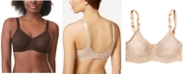 Bali Lace 'n Smooth 2-Ply Seamless Underwire Bra 3432