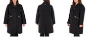 Vince Camuto Plus Size Asymmetrical Coat