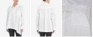 Live Unlimited Plus Size Asymmetric Shirt