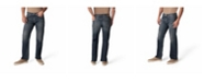 Silver Jeans Co. Men's Zac Relaxed Fit Straight Jeans