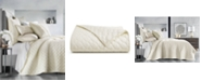 Hotel Collection Luster Geo King Coverlet, Created for Macy's