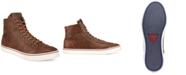 GUESS Men's Malden 2 Cognac High-Top Sneakers