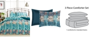 Pem America Painted Patchwork 2-Pc. Twin Comforter Set