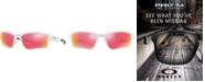 Oakley QUARTER JACKET PRIZM BASEBALL YOUTH Sunglasses, OO9200