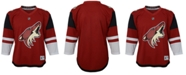 Authentic NHL Apparel Arizona Coyotes Blank Replica Jersey, Big Boys (8-20)