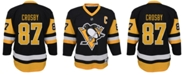 Authentic NHL Apparel Sidney Crosby Pittsburgh Penguins Premier Player Jersey, Big Boys (8-20)
