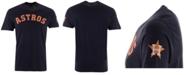 '47 Brand Men's Houston Astros Fieldhouse Basic T-Shirt