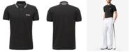Hugo Boss BOSS Men's Regular/Classic-Fit Moisture Manager Stretch Polo