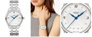 Montblanc Women's Swiss Automatic Bohème Stainless Steel Bracelet Watch 34mm