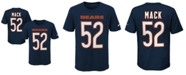 Nike Khalil Mack Chicago Bears Pride Name and Number 3.0 T-Shirt, Big Boys (8-20)