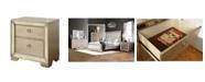 Furniture of America Celina 2-drawer Nightstand