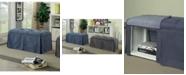 Furniture of America Hampton Transitional Storage Bench