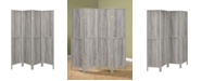 Coaster Home Furnishings Hyde 4-Panel Folding Screen