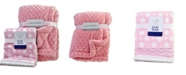 3 Stories Trading 5 Piece Baby Blanket Gift Set