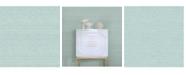 "Brewster Home Fashions Lilt Faux Grasscloth Wallpaper - 396"" x 20.5"" x 0.025"""