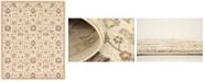 Bridgeport Home Wisdom Wis1 Ivory 8' x 10' Area Rug