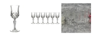 Lorren Home Trends RCR Opera Crystal Water Glass - Set of 6