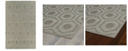 Kaleen Imprints Modern IPM01-82 Light Brown 2' x 3' Area Rug
