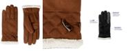 Isotoner Signature Women's smartDRI® Microsuede Touchscreen Gloves