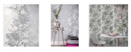 "Advantage 20.5"" x 369"" Marquis Floral Wallpaper"