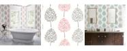 """Advantage 20.5"""" x 369"""" Saar Tree Wallpaper"""
