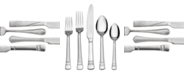International Silver Stainless Steel 51-Pc. Kensington Collection, Service for 8, Created for Macy's