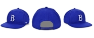'47 Brand Boys' Brooklyn Dodgers Basic Coop Snapback Cap