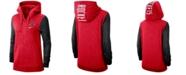 Nike Women's Houston Rockets Full-Zip Club Fleece Jacket