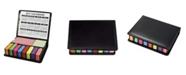 Natico Originals Multi - Tasker Memo Holder, with 6 Years Calendar and 8 Flag Strips