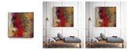 "Giant Art 20"" x 20"" Sidecars II Art Block Framed Canvas"