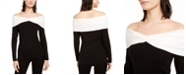 INC International Concepts INC Twisted Off-The-Shoulder Top, Created for Macy's