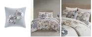 "Natori Casa Nouveau 18"" x 18"" Embroidered Decorative Pillow"