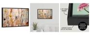"""GreatBigCanvas 'Knee High' Framed Canvas Wall Art, 24"""" x 16"""""""