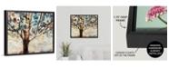 "GreatBigCanvas 'Standing Tall' Framed Canvas Wall Art, 24"" x 20"""