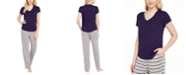 Alfani Super Soft Pajama Separates, Created for Macy's