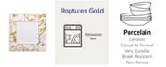 Noritake Raptures Gold Square Plate