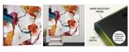 "GreatBigCanvas 'Carnival' Canvas Wall Art, 16"" x 16"""