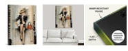 "GreatBigCanvas 'Vogue' Canvas Wall Art, 30"" x 40"""