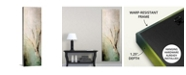 "GreatBigCanvas 20 in. x 60 in. ""Seasons I"" by  Kari Taylor Canvas Wall Art"