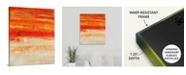 "GreatBigCanvas 'Crimson Skies' Canvas Wall Art, 20"" x 24"""