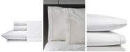 Vera Wang Solid Cotton Percale King Sheet Set