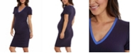 Stowaway Collection Maternity Knock Out Women's Maternity Dress